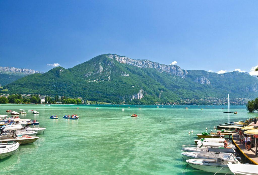 Pralets Lac d'Annecy