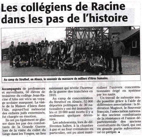 Midi-Libre voyage Alsace