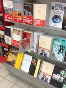 Rayon Librairie Cora