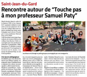 Midi-Libre du 09 juin 2021