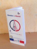 Brochure Paroles de liberté